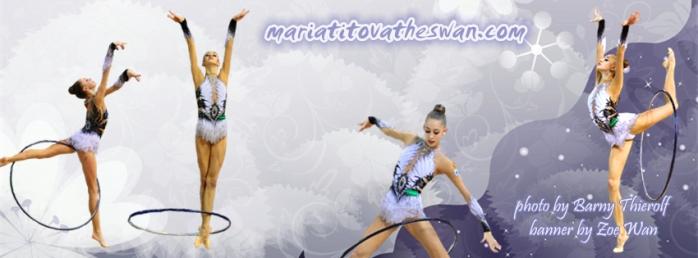 Maria Titova the Swan-FB Banner-Swan Lake-Black and White-Zoe