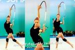 Maria Titova the Swan-Photo Collage-Ambition