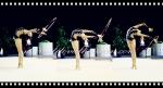 Maria Titova the Swan-PhotoCollage-Series