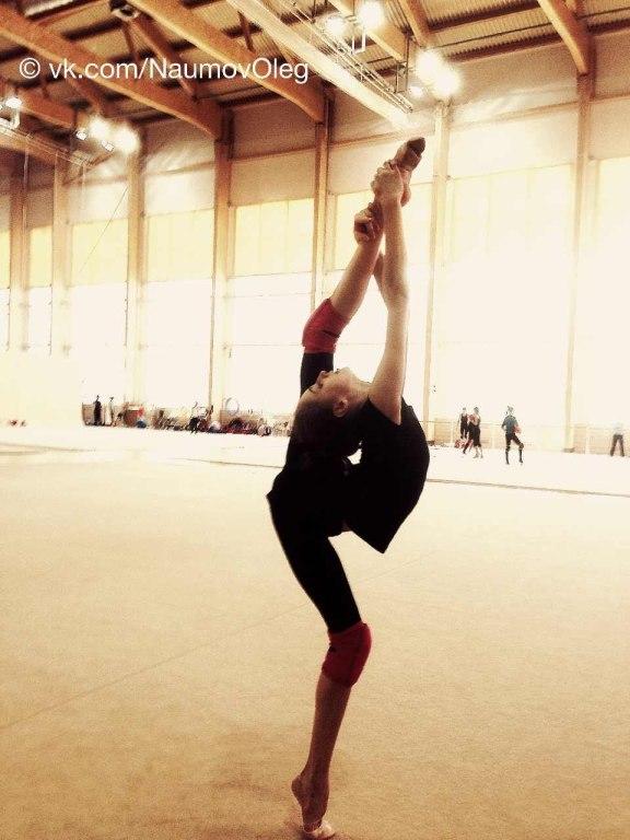 Maria Titova-Training-Novogorsk-April 2013-Oleg Naumov