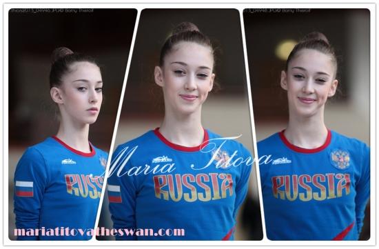 Maria Titova-Funny Changing Faces-Photo Montage-Zoe