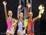 Maria Titova-World Cup Kiev 2012-17