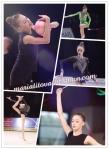 Maria Titova the Swan-Photo Collage-Five-Zoe