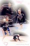Maria Titova the Swan-Photo Collage-Hoop2013