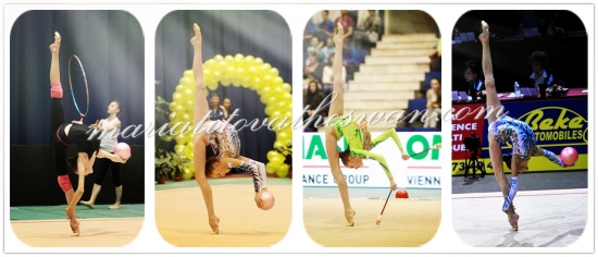 Maria Titova the Swan-photo montage-backscale