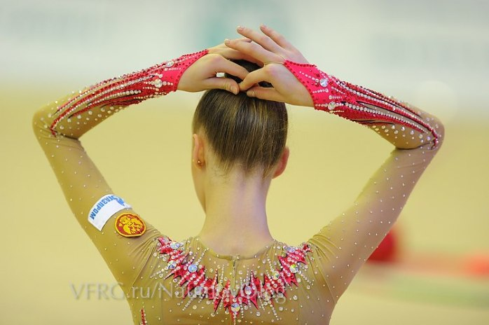 Maria Titova-RUS Championships St. Petersburg 2013-107