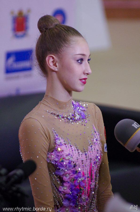 Maria Titova-RUS Championships St. Petersburg 2013-93