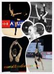Maria Titova the Swan-Photo Collage-WarmingUp