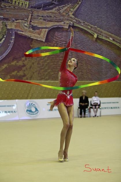 Maria Titova-RUS Championships St. Petersburg 2013-137