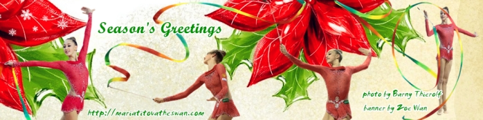 Maria Titova the Swan-WP banner-Seasons Greetings