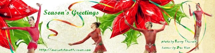 Maria Titova the Swan-WP banner-Seasons Greetings