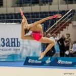 Maria Titova-RUS Championships in Kazan 2014-15