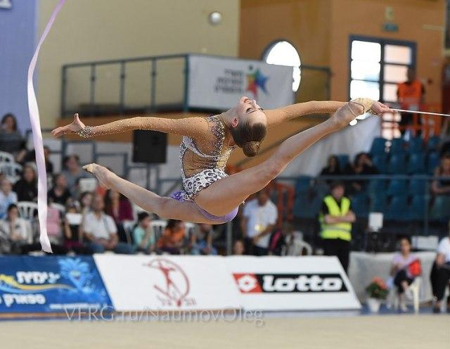 Maria Titova-Grand Prix Holon 2014-66