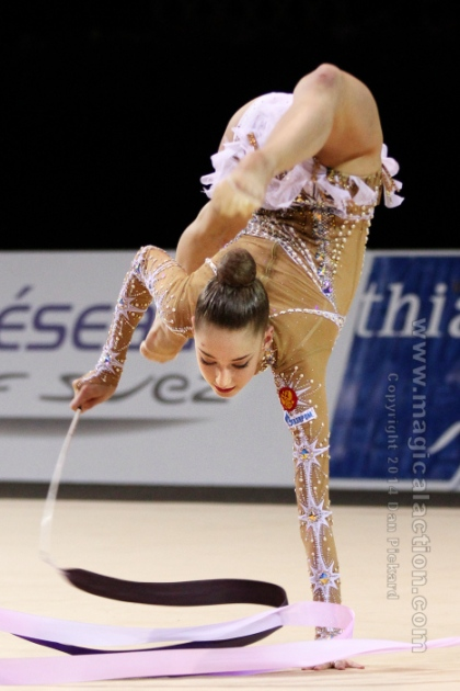 Maria Titova-Grand Prix Thiais 2014-140