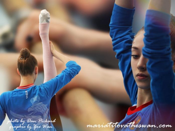 Maria Titova the Swan-Inner Stregth-Zoe