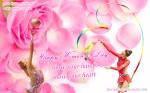 Maria Titova the Swan-Wall-Happy Women'sDay-2014