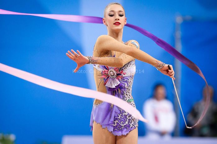 Maria Titova-World Cup Pesaro 2014-103