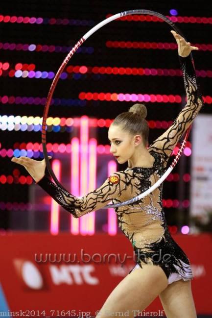 Maria Titova-World Cup Minsk 2014-14