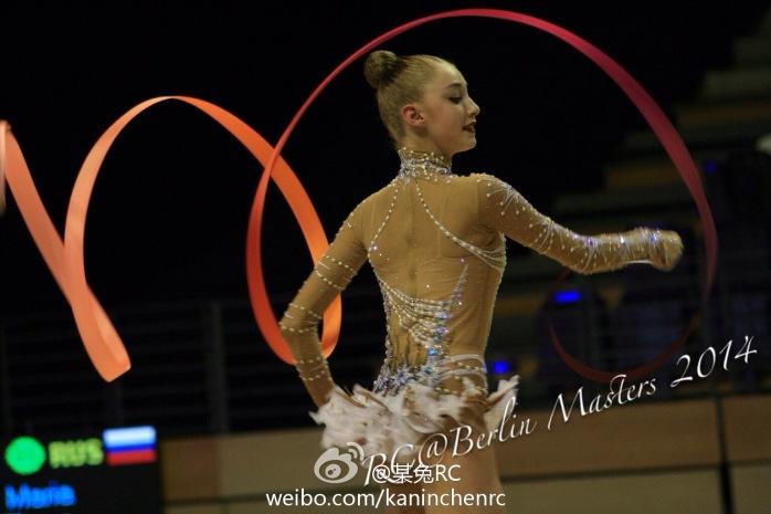 Maria Titova-Berlin Masters 2014-05