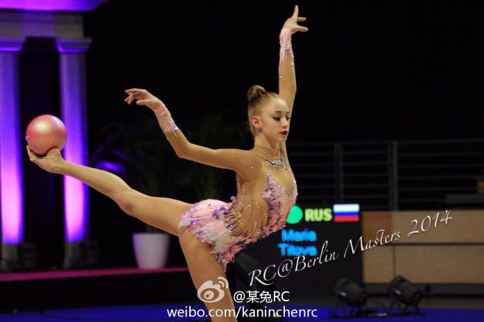 Maria Titova-Berlin Masters 2014-11