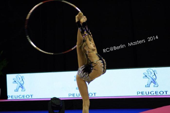 Maria Titova-Berlin Masters 2014-15