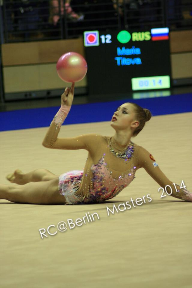 Maria Titova-Berlin Masters 2014-17