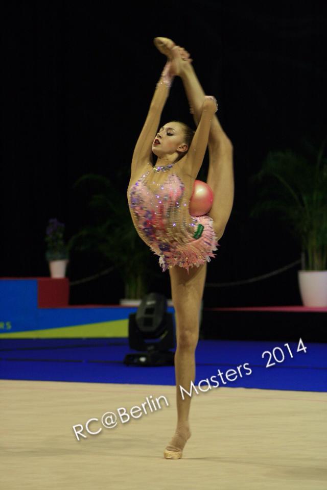 Maria Titova-Berlin Masters 2014-19