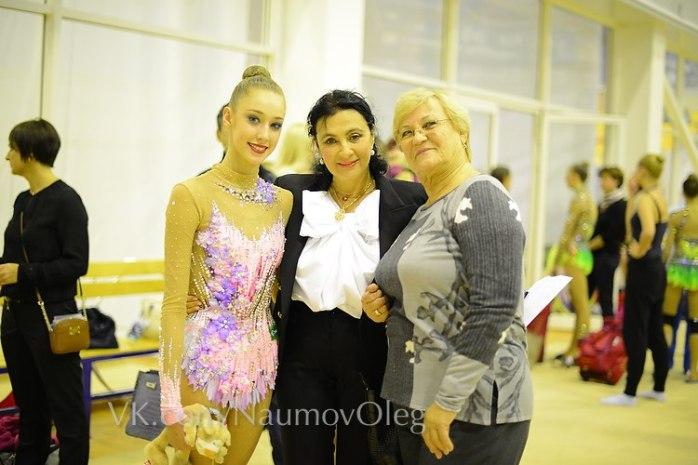 Maria Titova-RUS Championships St. Petersburg 2013-12