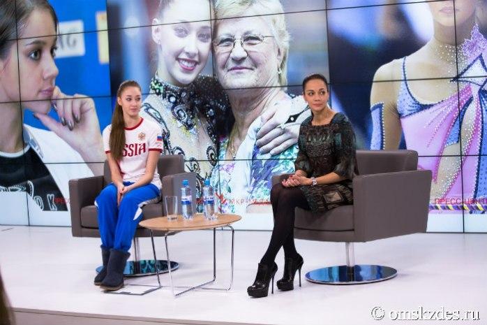 Maria Titova-Galina Gorenkova Memorial OMSK 2014-03