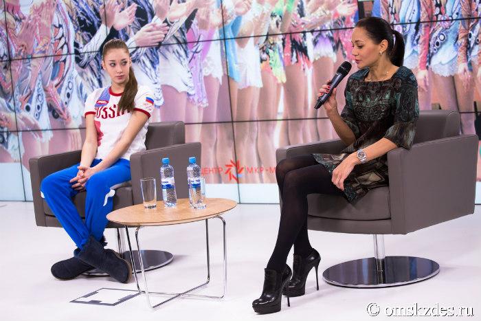 Maria Titova-Galina Gorenkova Memorial OMSK 2014-05