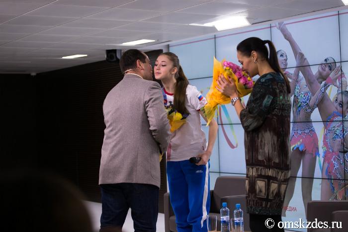 Maria Titova-Galina Gorenkova Memorial OMSK 2014-06