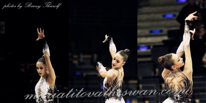 Maria Titova the Swan