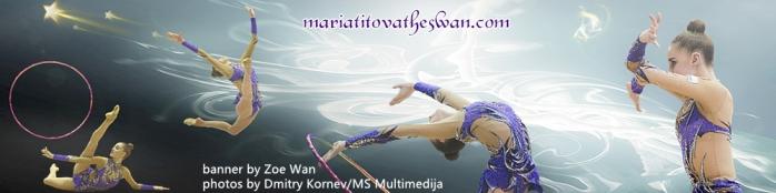 Maria Titova the Swan-WP banner-End Credits-Hoop 2015