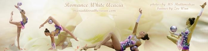 Maria Titova the Swan-WP banner-Romance White Acacia-Ball 2015