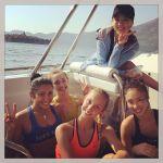 Maria Titova-Croatia Training Camp2015-04