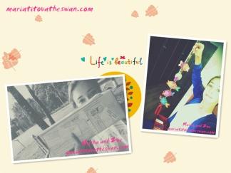 collage-Masha and my gift-18th Bday-19082015